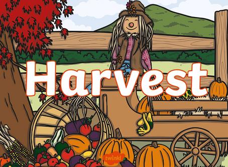 Assembly: Harvest Festival