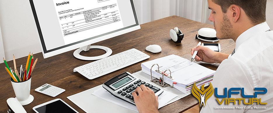 Licenciatura En Contaduría y Finanzas  En Línea
