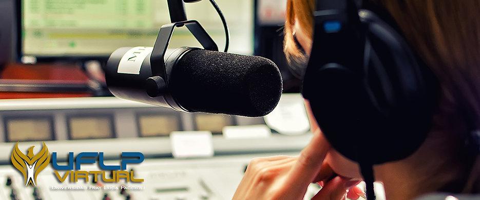 Diplomado en Locución y Conducción de Radio En Línea