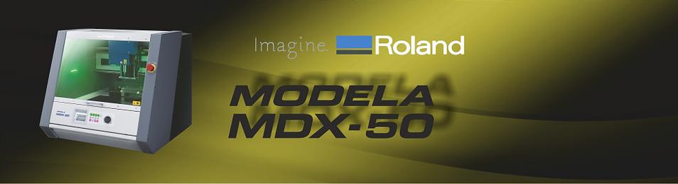 Fraiseuse MDX-50 Roland
