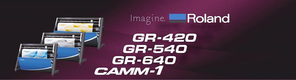 Plotters de découpe vinyle GR-540 Roland