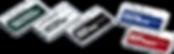 Etiquettes platique EGX-30A