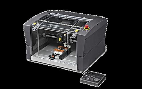 Machine de gravure DE-3 Roland