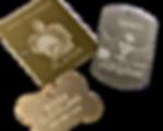 Gravure médailles ROLAND METAZA MPX-95