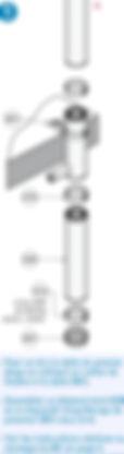 préconisation d'installation du conduit de cheminée 3ce+