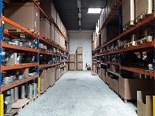 Notre grande surface de stockage garantie une large gamme de conduits de fumée, conduit simple paroi, tubages flexibles en inox, conduit double paroi, stockée de façon permanente