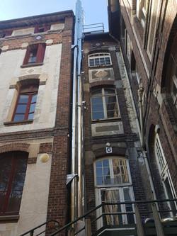 Chantier double paroi Paris