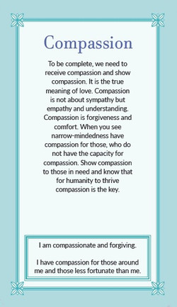 Compassion text