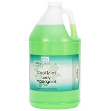 Massage Oil Cool Mint 1 Gallon.jpg
