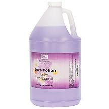Massage Oil Love Potion 1 Gallon.jpg