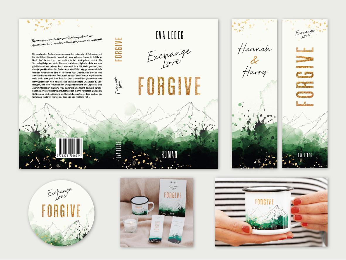 Design für Merchandising-Artikel