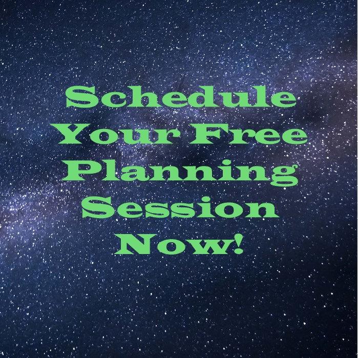 Free Planning Session