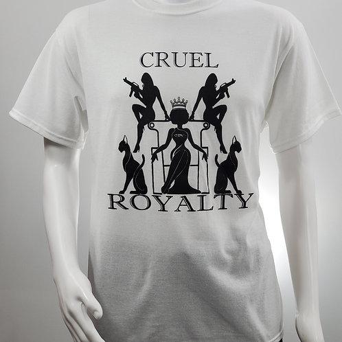 Cruel Royalty Tee Shirt