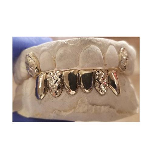 10 Karat ($70 Per Tooth)