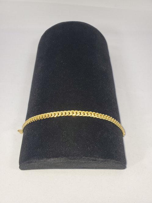 10kt. Cuban Link Bracelet