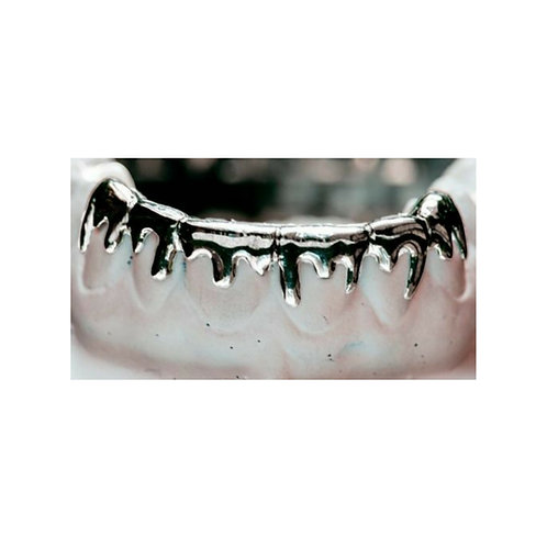 Finishing Options to complete your Grill. Set 8. Drip Design