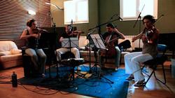 Quartet recording