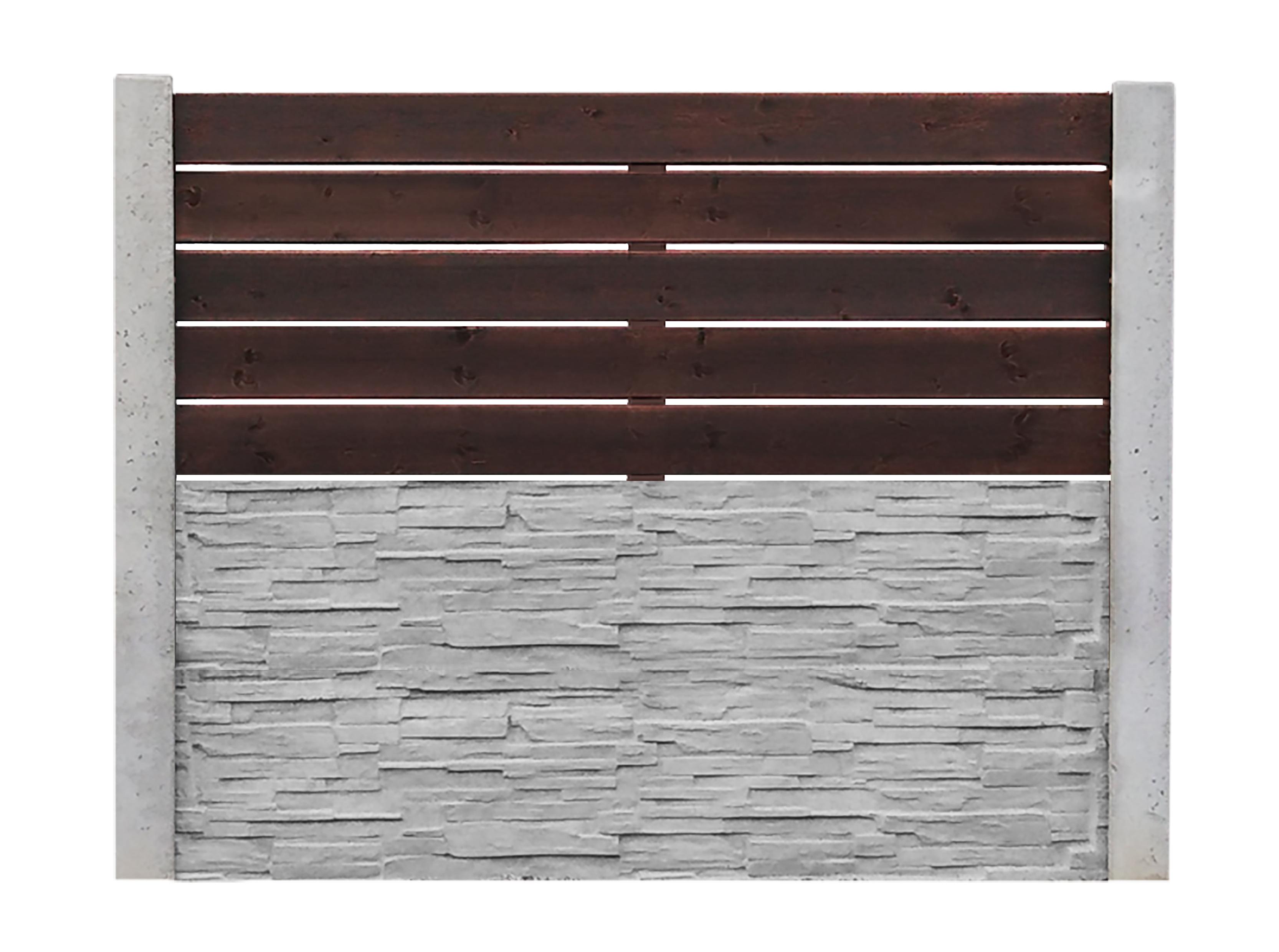 Dřevěná výplň 5. - 100x200cm