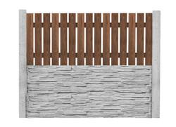Dřevěná výplň 8. - 100x200cm
