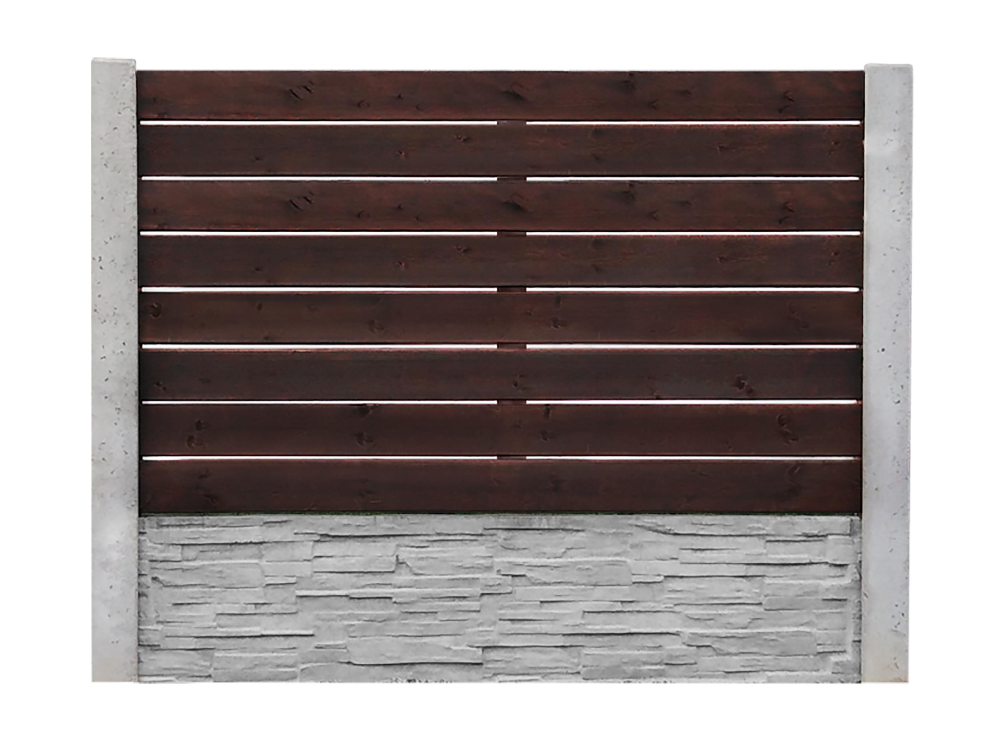 Dřevěná výplň 6. - 150x200cm