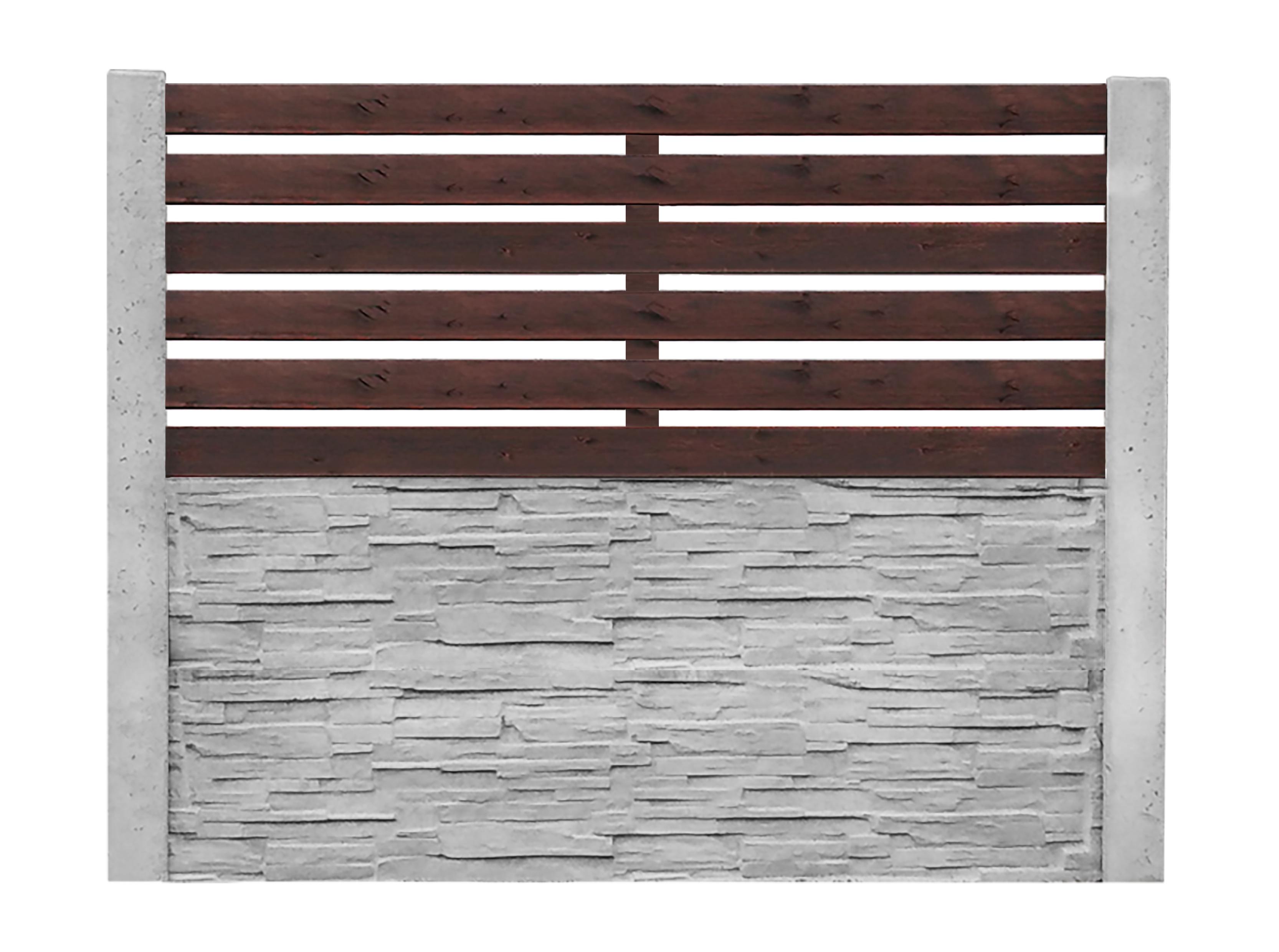 Dřevěná výplň 2. - 100x200cm