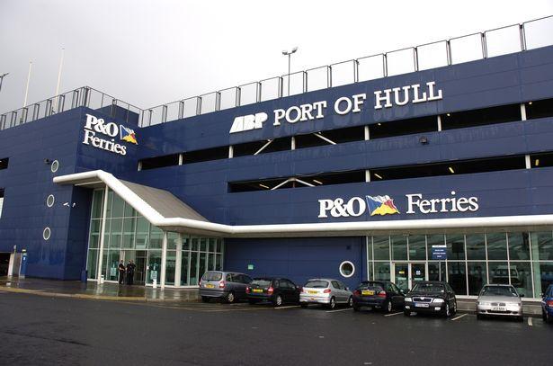 Hull Seaport Transfer