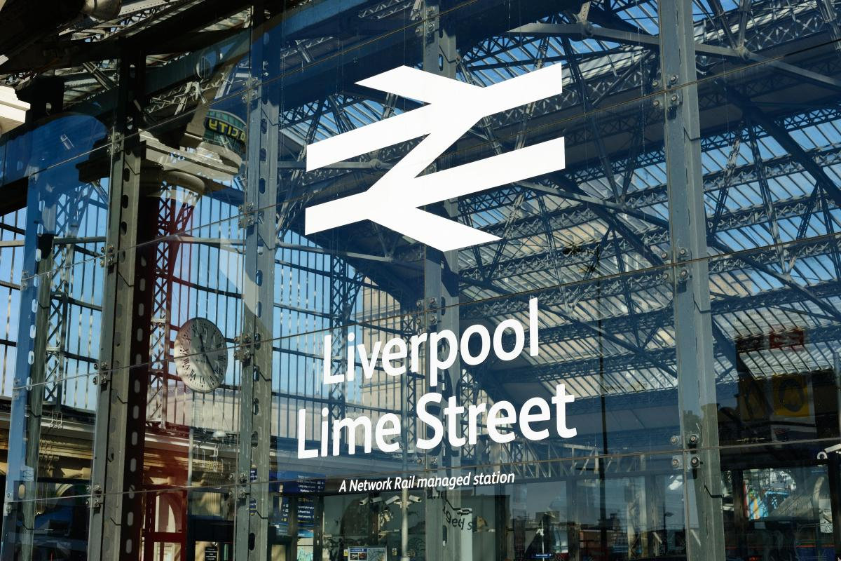 Lime Street Station Liverpool