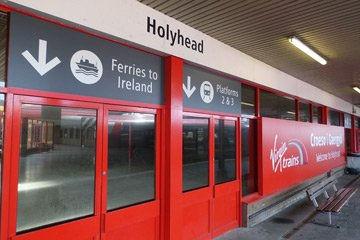Holyhead Seaport Transfer