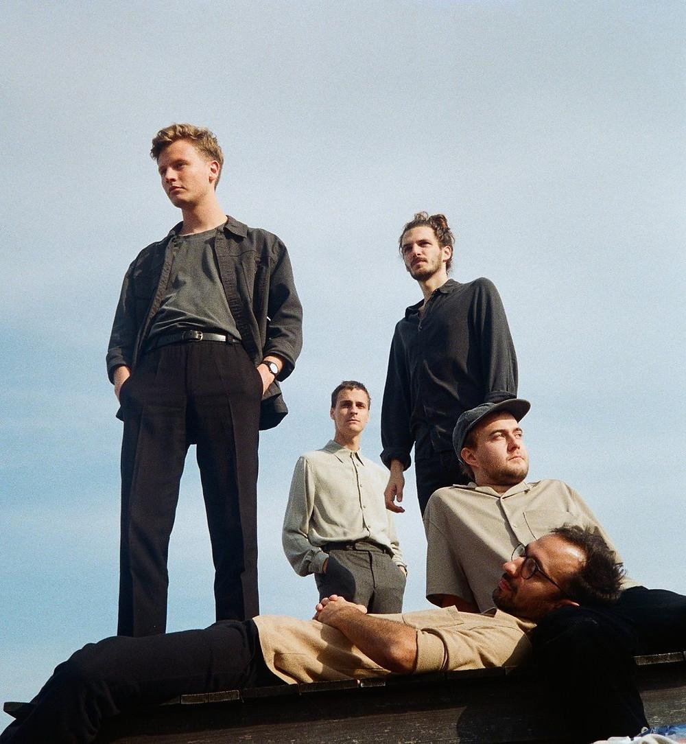 Die österreichische Band Catastrophe & Cure.
