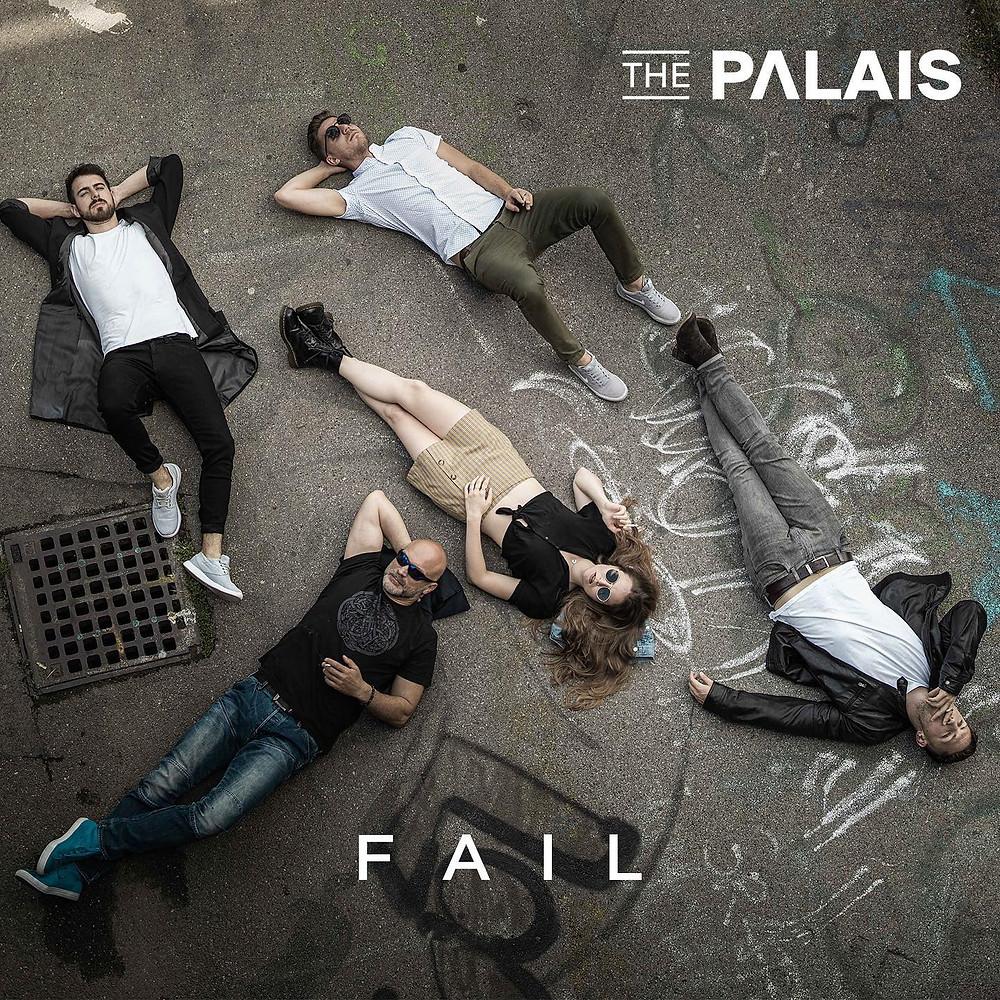 Die österreichische Band The Palais