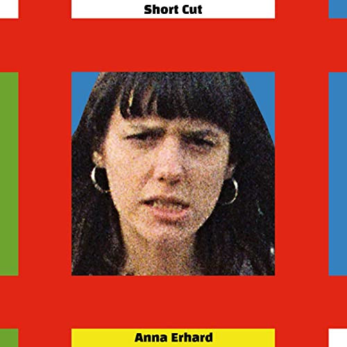 """Das Albumcover des Albums """"Short Cut"""" der Schweizer Musikerin Anna Erhard."""
