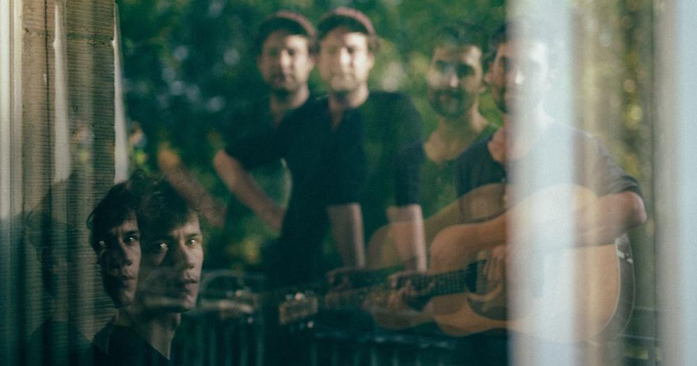 Die deutsche Band AnnenMayKantereit