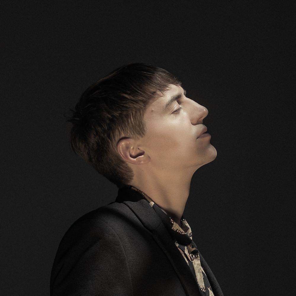 Der österreichische Musiker Toby Whyle aka Tobias Grünzweil.
