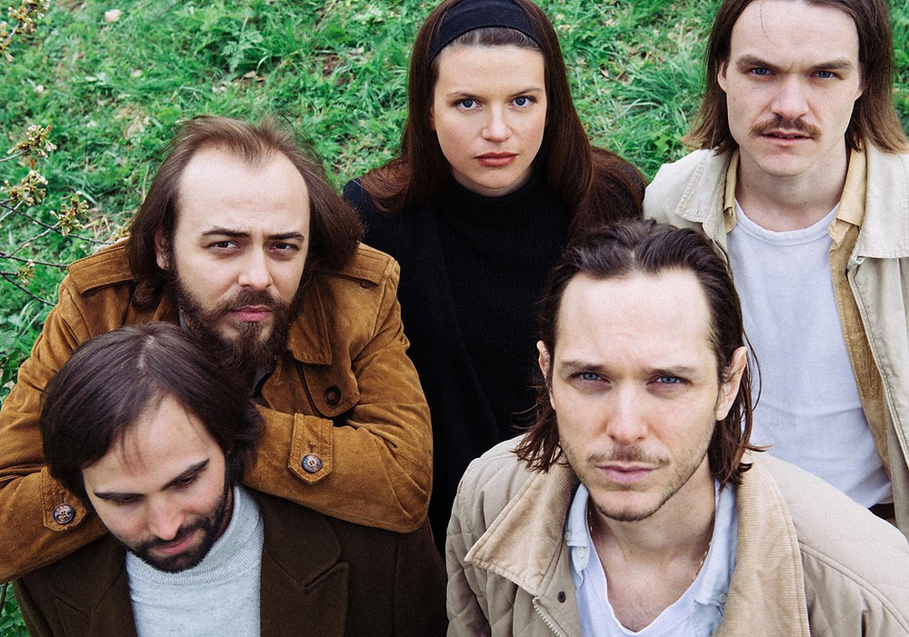 Die Österreichische Band Löwelöwe