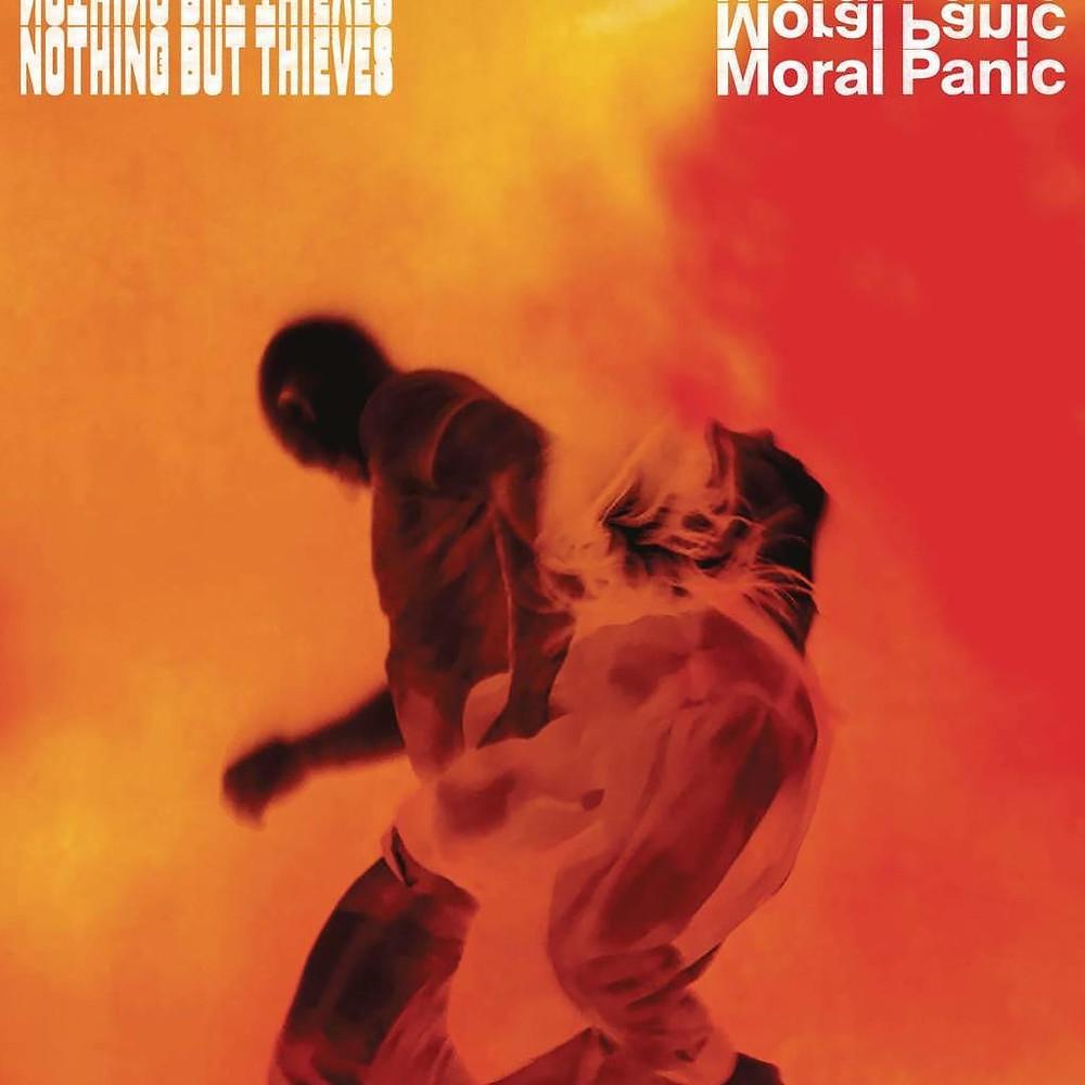 Albumcover von Moral Panic, dem neuen Album von Nothing But Thieves.