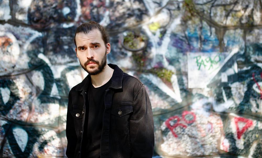 Der Grazer Musiker Modest Oda