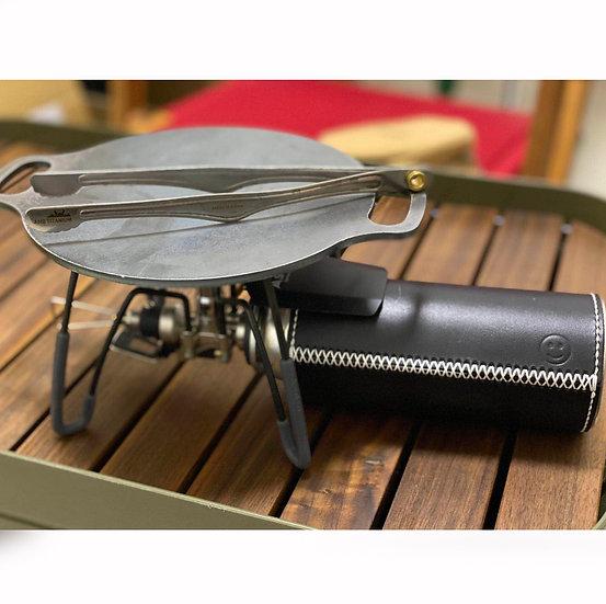 2 Ears Griddle pan