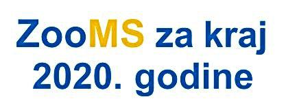 ZooMS za kraj 2020 godine - podijeljeno.