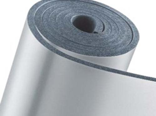 Isıdem Alüminyum- PVC Kaplı Elastomerik Kauçuk Yalıtım Levhası