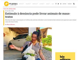 Parceria com Jornal Plural garante espaço para estudantes da Uninter