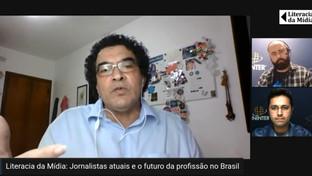Professor vê tendência de descentralização do trabalho jornalístico
