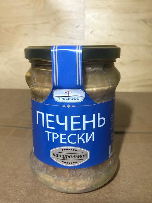 Печень Трески 500 грамм