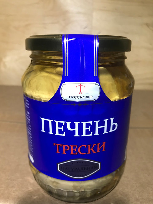 Печень Трески 700 грамм