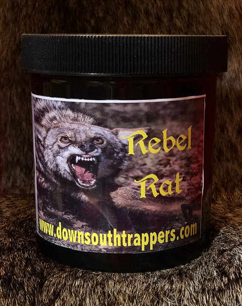Rebel Rat Predator Bait  16 oz