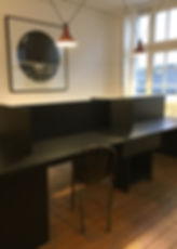 bureau N1 seul _ chaise surpil au 1er pl