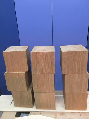 Cubes décoratifs