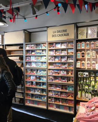 Présentoirs Smartbox Galeries Lafayette