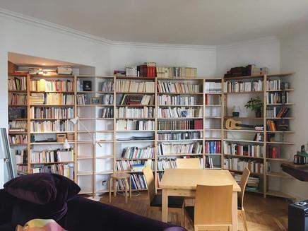 Bibliothèque semi-mesure