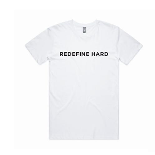 Redefine Hard Tshirt