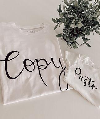 """Conjunto """"Copy + Paste"""""""